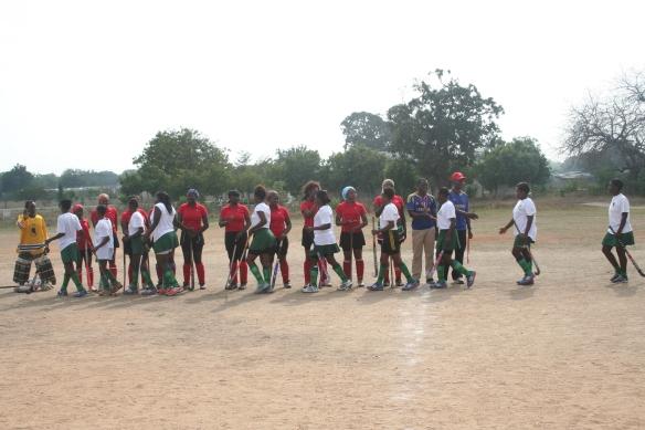 partita con Mombasa Sport Club
