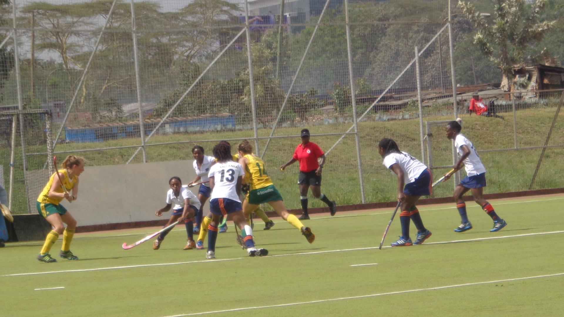 south africa vs tanzania