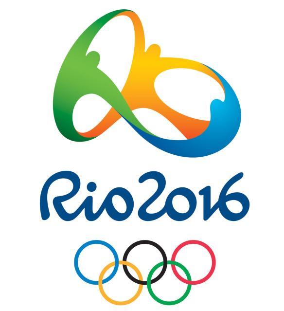 logo olimpiadi Rio
